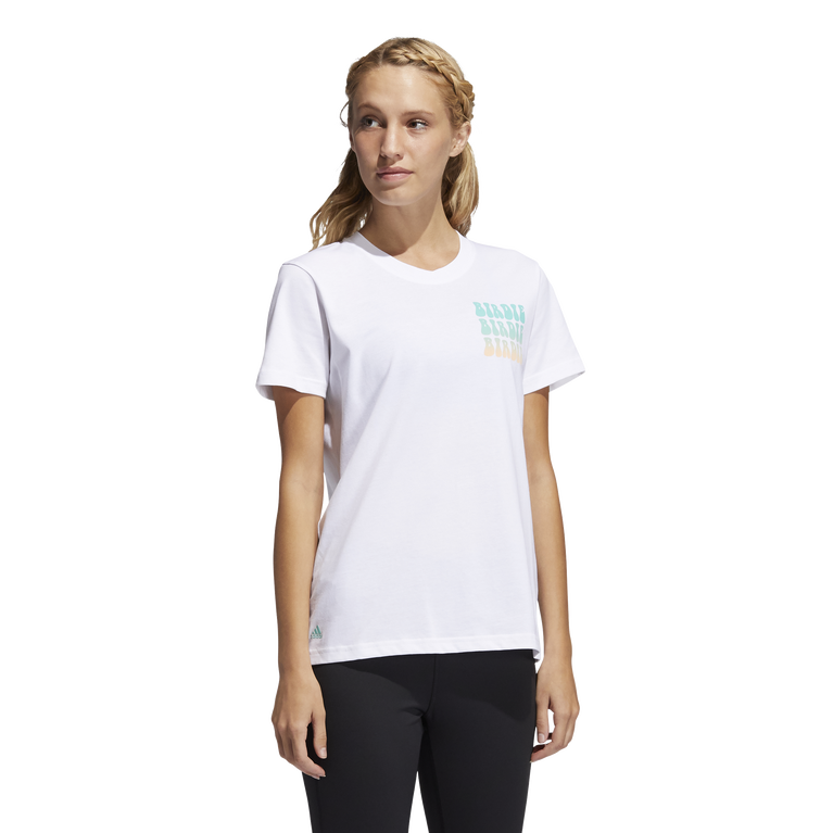 Birdie, Birdie, Birdie Short Sleeve Women's T-Shirt