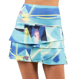 Glare Scallop Skirt