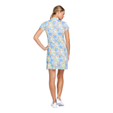 Alternate View 3 of Fun in the Sun Collection: Neale Ditsy Daisy Short Sleeve Dress