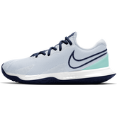 Alternate View 3 of Air Zoom Vapor Cage 4 Women's Hard Court Tennis Shoe - Grey/Navy