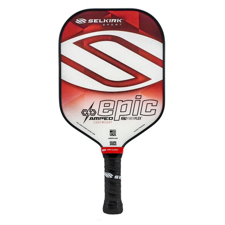 AMPED Epic Lightweight 2020 Pickleball Paddle
