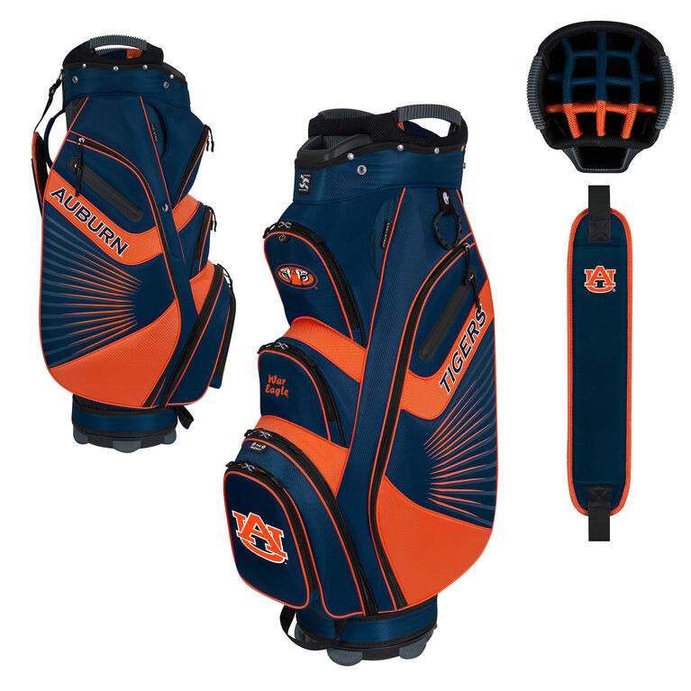Team Effort Auburn Bucket II Cart Bag