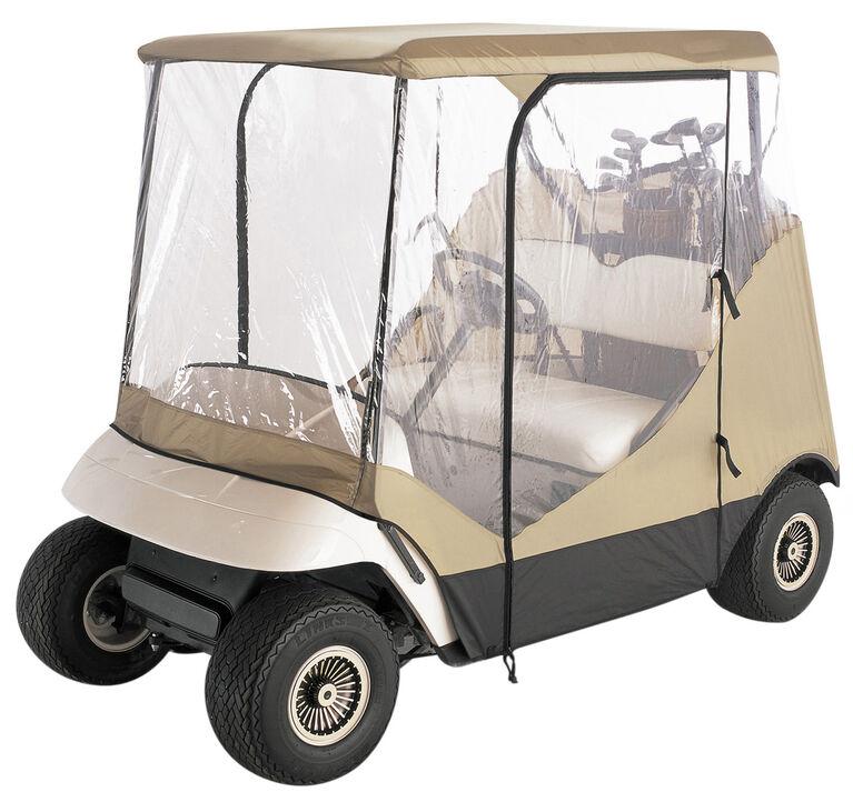 Classic Cart Accessories - 2 Passenger Cart Enclosure-Standard