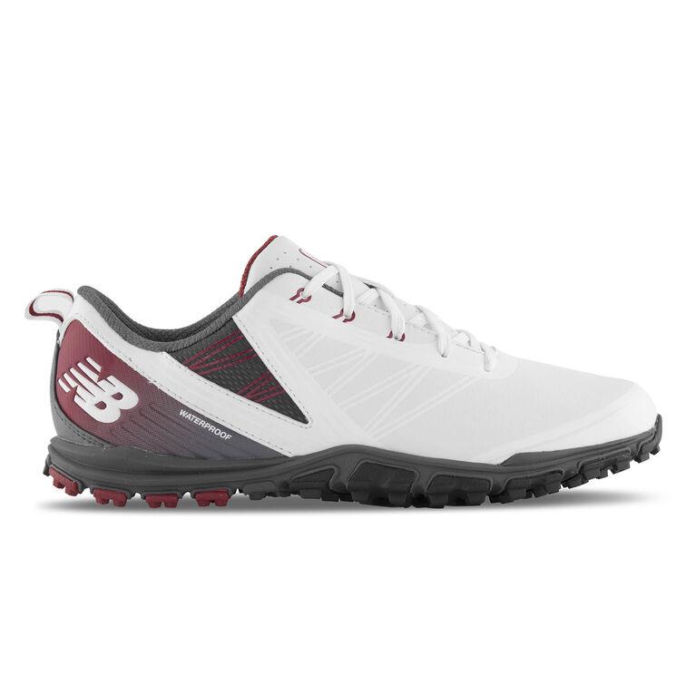 Minimus SL Men's Golf Shoe - White/Maroon