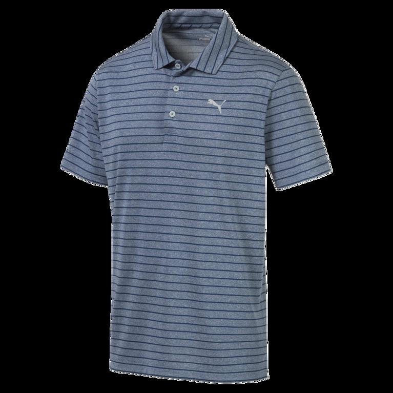 Rotation Tonal Stripe Golf Polo