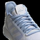 Alternate View 7 of adizero Defiant Bounce 2 Women's Tennis Shoe - Light Blue