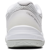 Alternate View 5 of COURT SPEED FF Women's Tennis Shoes - White/Silver