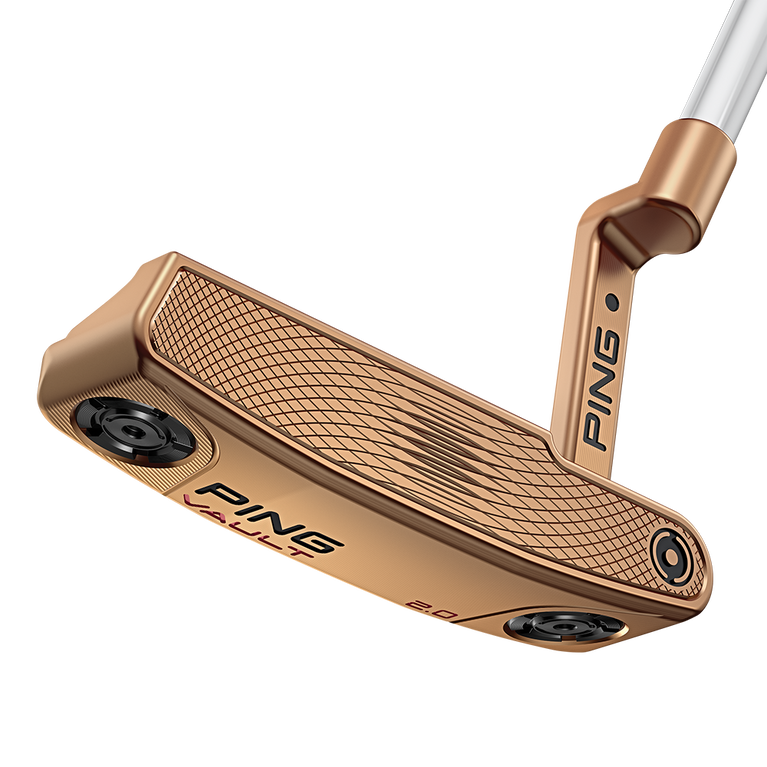 PING Vault 2.0 Dale Anser Copper Putter w/ PP61 Grip