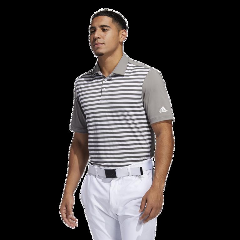 Ultimate365 Stripe Polo Shirt
