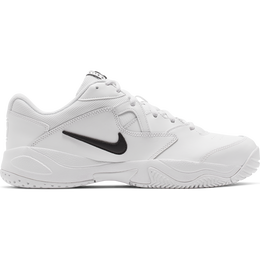Lite 2 Men's Hard Court Tennis Shoe - White/Black