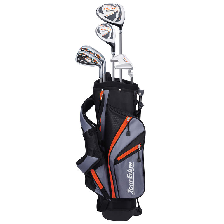 Tour Edge HL-J Orange Junior Set (Age 5-8)