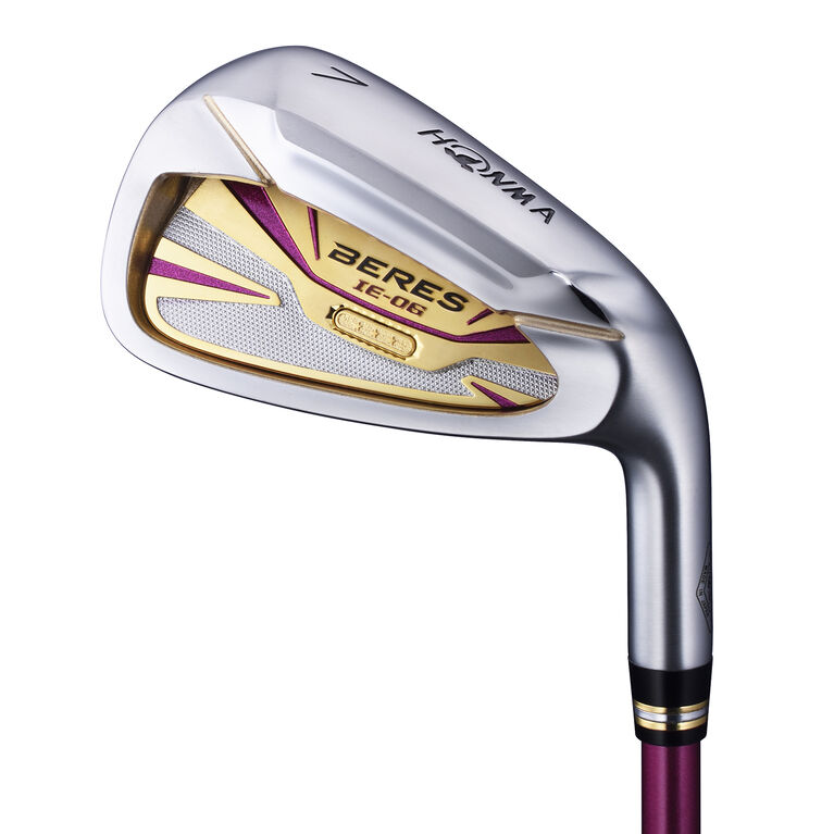 Honma Beres IE-06 3-Star Women's 6-11 Iron Set