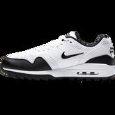 Alternate View 3 of Air Max 1 G Men's Golf Shoe - White/Black