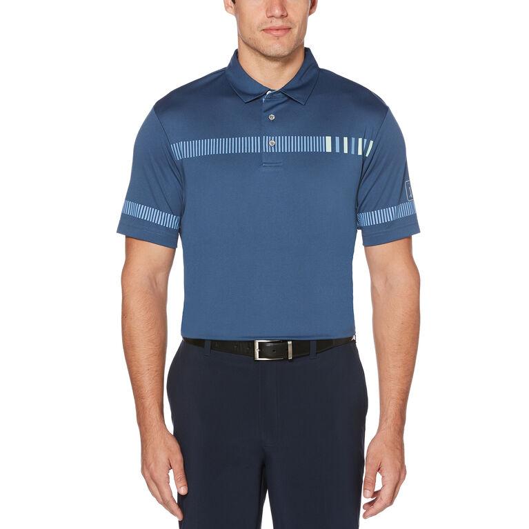 PGA TOUR Sleeve Print Polo