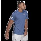 Alternate View 2 of Club 3-Stripe Men's Tennis T-Shirt