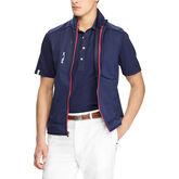 RLX Golf Bonded Softshell Vest