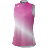 Alternate View 7 of Primegreen Gradient Sleeveless Polo Shirt