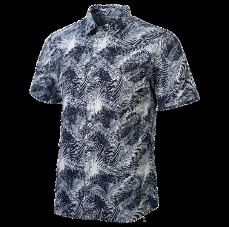 Palm Button Down Golf Shirt