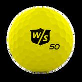 Alternate View 1 of Fifty Elite Yellow Golf Balls