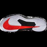 Air Zoom Vapor X Men's Tennis Shoe - Black/Red/White