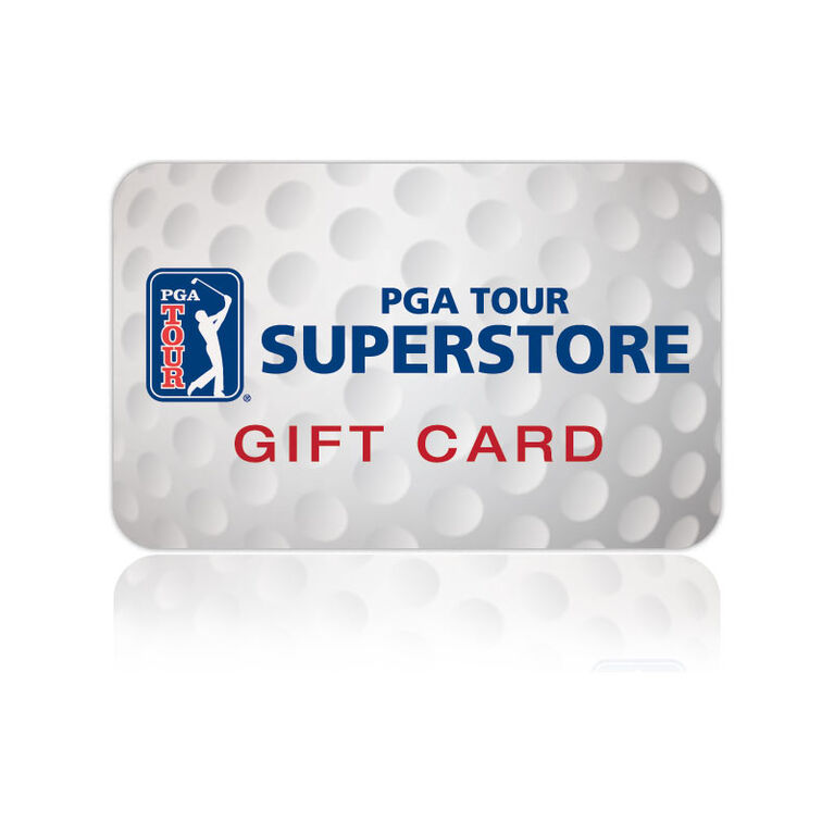 PGA TOUR Superstore Physical Gift Card