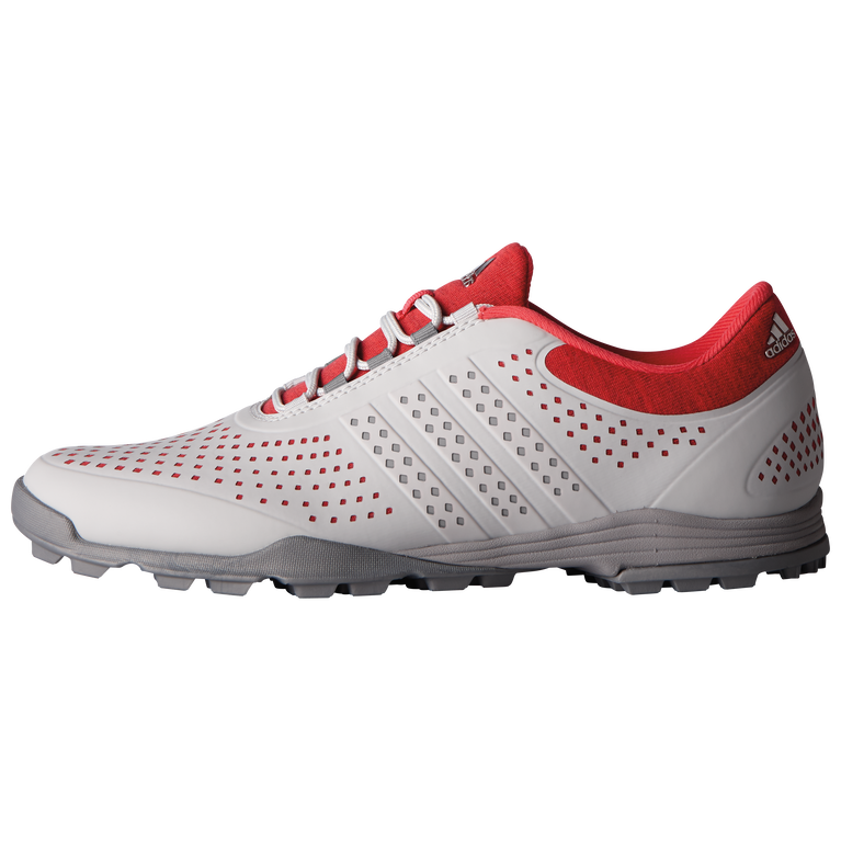 adidas Adipure Sport Women's Golf Shoe - Grey/Pink