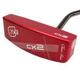 CURE CX2 Red Heel Shaft Putter