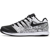 Alternate View 2 of Air Zoom Vapor X Women's Tennis Shoe - White/Black