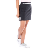 "Alternate View 2 of Dynamo Collection: Diva 17"" Stripe Pleated Golf  Skort"
