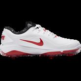 Alternate View 1 of React Vapor 2 Men's Golf Shoe - White/Red