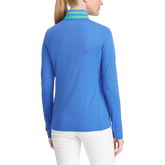 Alternate View 2 of Jersey Half-Zip Golf Pullover
