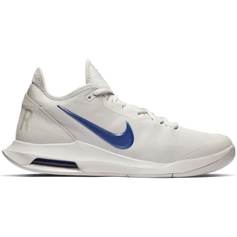 Nike Air Max Wildcard Men's Tennis Shoe - Grey/Blue