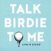 Alternate View 1 of Talk Birdie To Me Crusher Tee