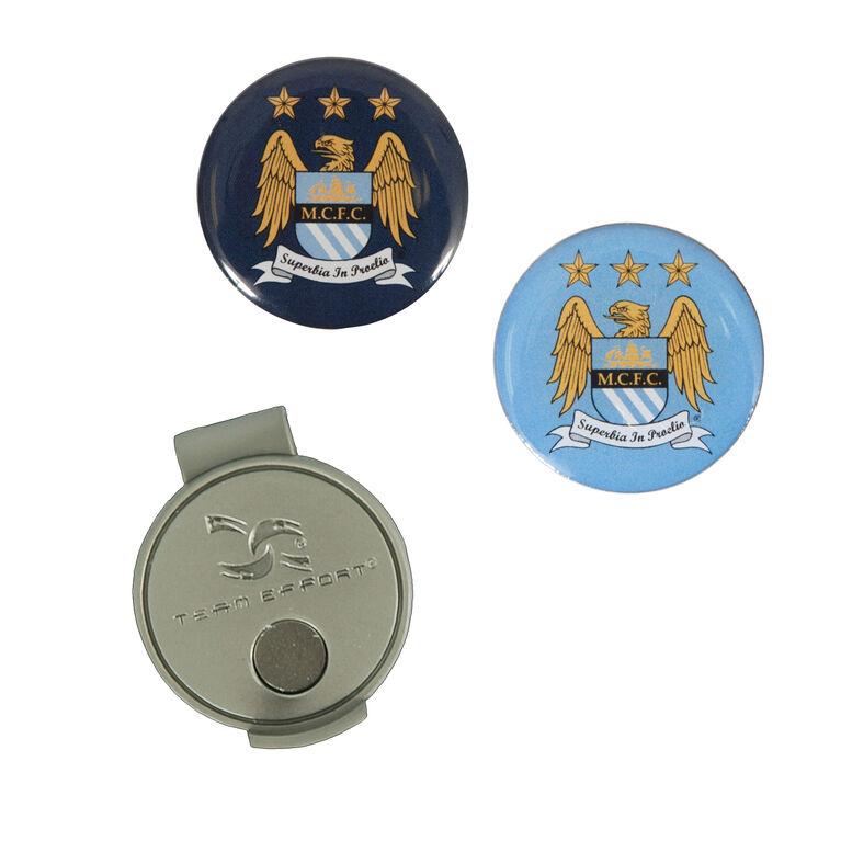 Team Effort Manchester City Hat Clip