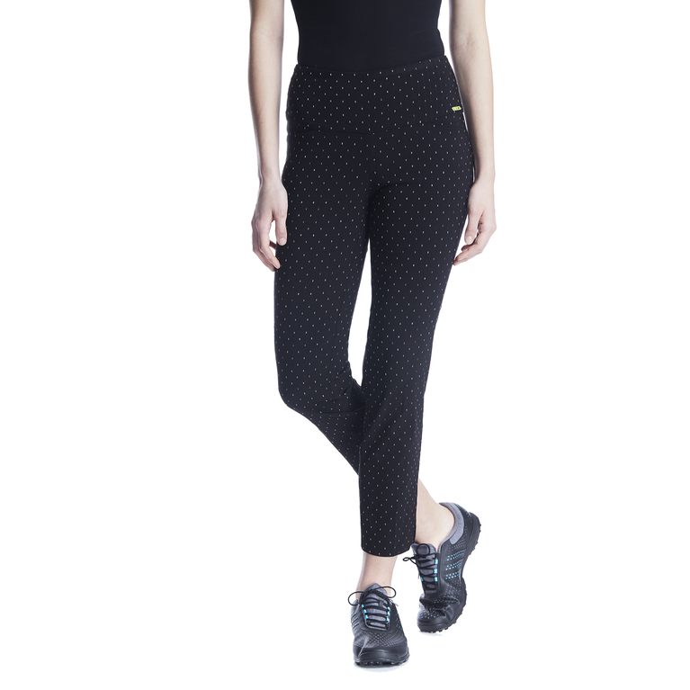 Double Dot Ankle Pant