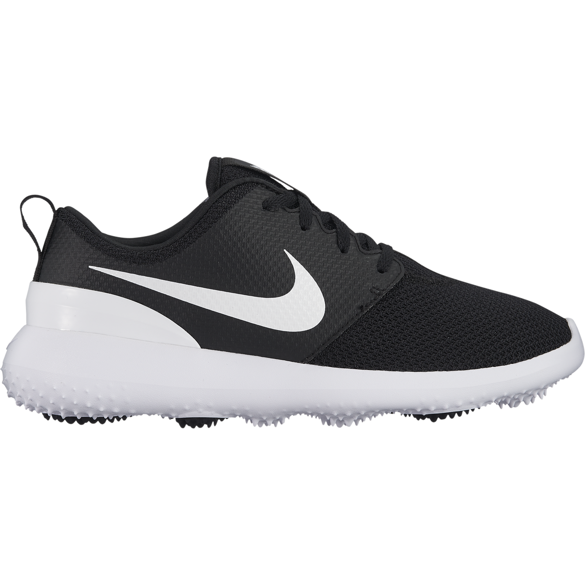 nike roshe black womens