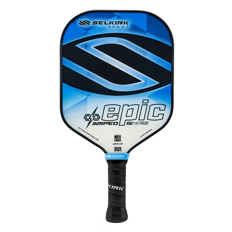 AMPED Epic Mid-Weight 2020 Pickleball Paddle