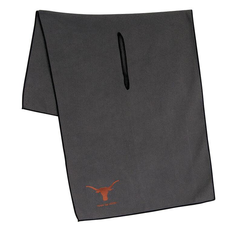 Team Effort Texas Longhorns Microfiber Towel