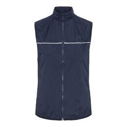 Sleeveless Amber Wind Vest Front