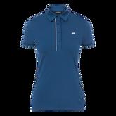 Alternate View 5 of Mona Short Sleeve Side Print Polo Shirt