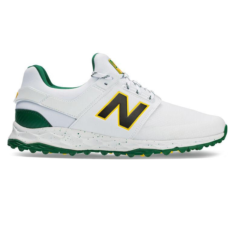 Fresh Foam LinksSL Limited Edition Men's Golf Shoe - White/Green