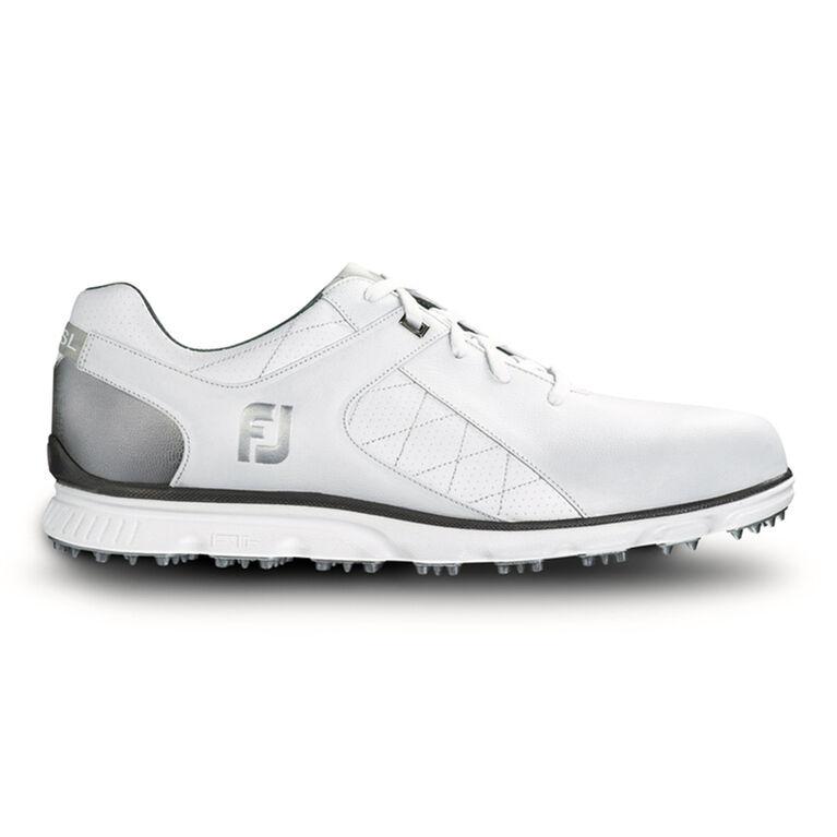 FootJoy Pro/SL Men's Golf Shoe - White (Previous Season Style)