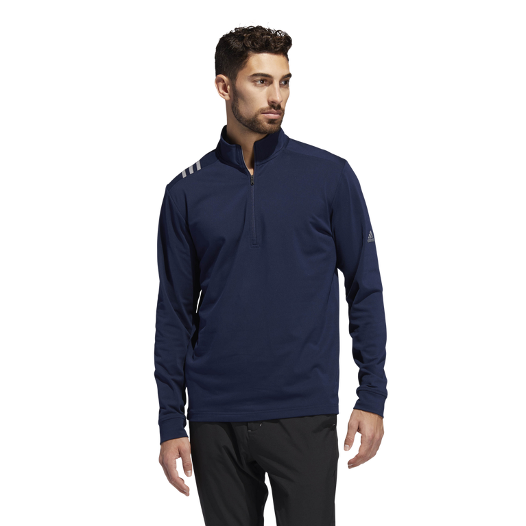 3-Stripes Core 1/4 Zip Sweatshirt