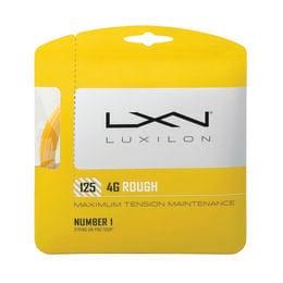 Luxilon 4G Rough 16L Gauge String