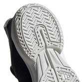 Alternate View 9 of Adizero Club Kids Tennis Shoe - Black/White