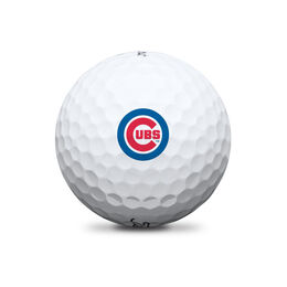 Chicago Cubs Pro V1 Golf Balls