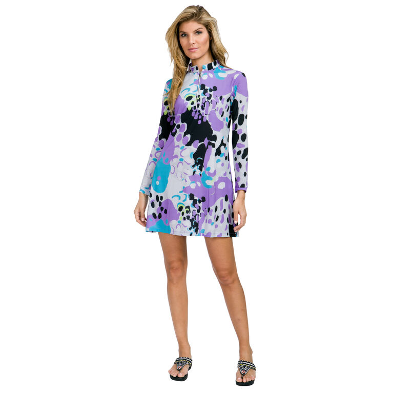 Long Sleeve Zootopia Dress