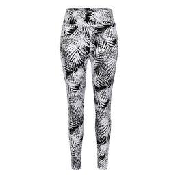 Ivory Pineapple Print Legging