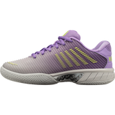 Alternate View 4 of Hypercourt Express 2 Women's Tennis Shoe - Purple/Grey
