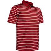 Alternate View 4 of Performance Textured Stripe Golf Polo Shirt